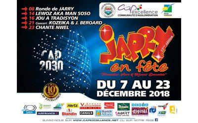 Jarry en fête 2018 – 15e édition